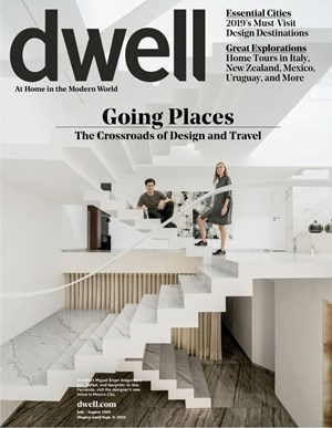 Dwell Magazine | 7/2019 Cover