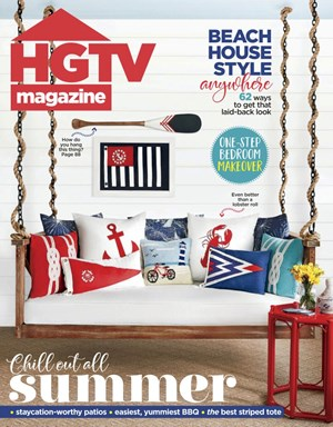 HGTV Magazine | 7/2019 Cover