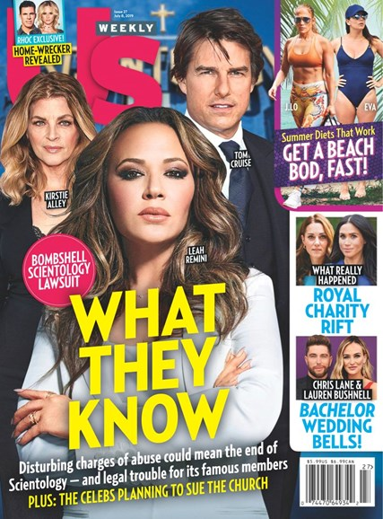 Us Weekly Cover - 7/8/2019