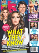 Us Weekly Magazine 7/8/2019