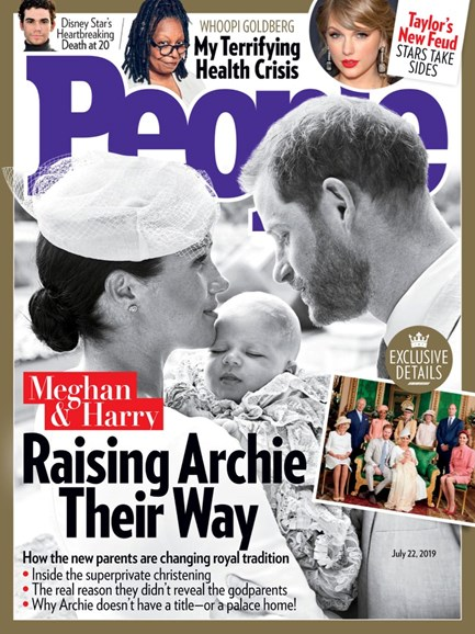 People Cover - 7/22/2019