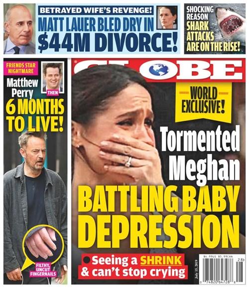 Globe Cover - 7/15/2019