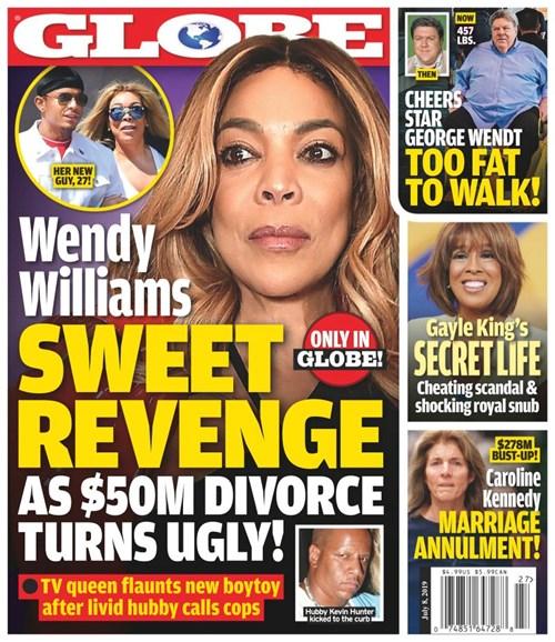 Globe Cover - 7/8/2019