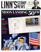Linn's Stamp News Magazine 7/15/2019