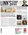 Linn's Stamp News Magazine | 7/22/2019 Cover