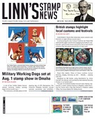 Linn's Stamp News Magazine 7/29/2019