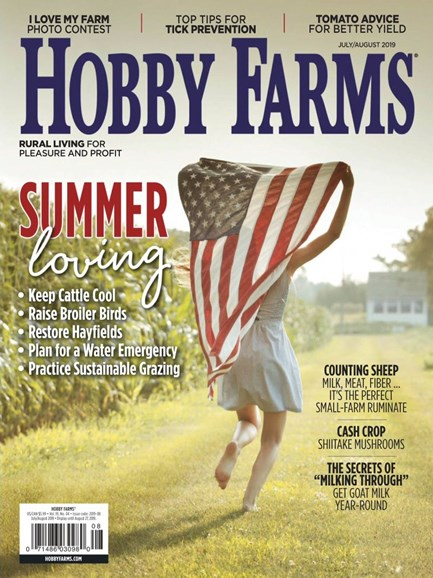 Hobby Farms Cover - 7/1/2019