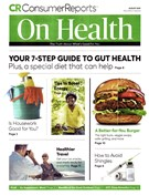 Consumer Reports On Health Magazine 8/1/2019