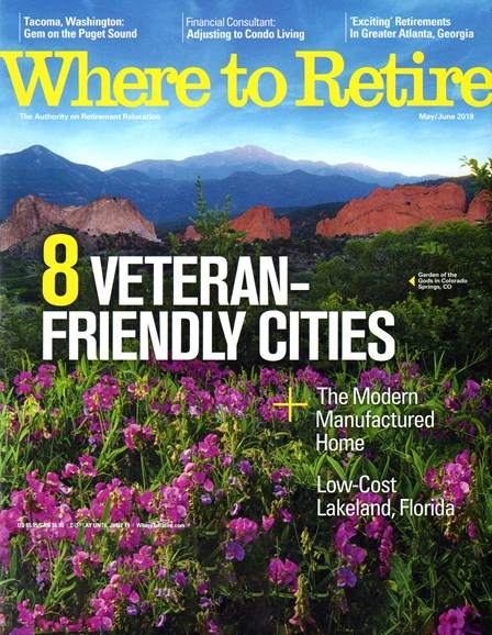 Where To Retire Cover - 5/1/2019