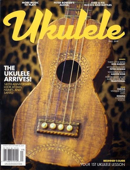 Ukulele Cover - 9/1/2019