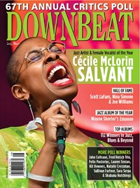 Down Beat Magazine   8/2019 Cover
