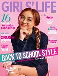 Girls' Life Magazine   8/2019 Cover
