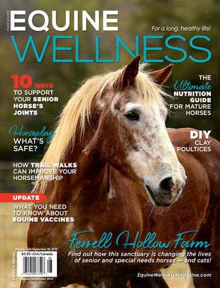 Equine Wellness Cover - 8/1/2019