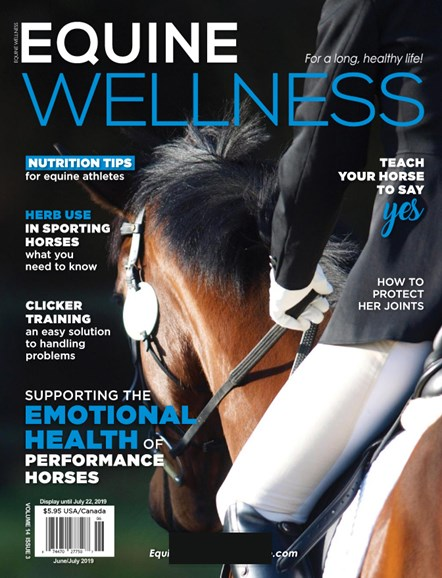 Equine Wellness Cover - 6/1/2019