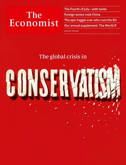 The Economist Cover - 7/6/2019