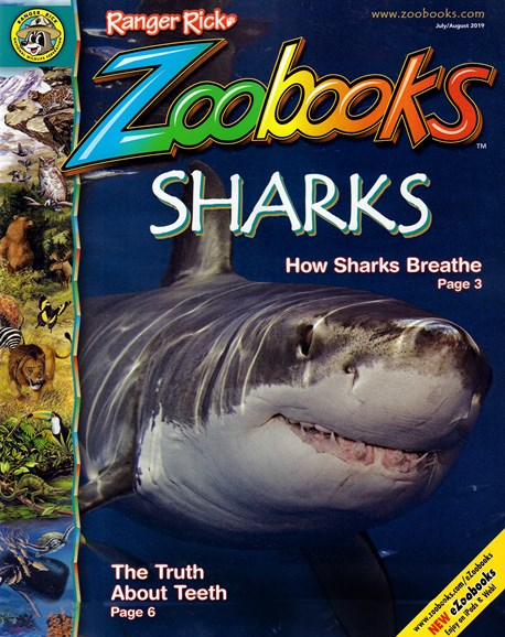 Zoobooks Cover - 7/1/2019