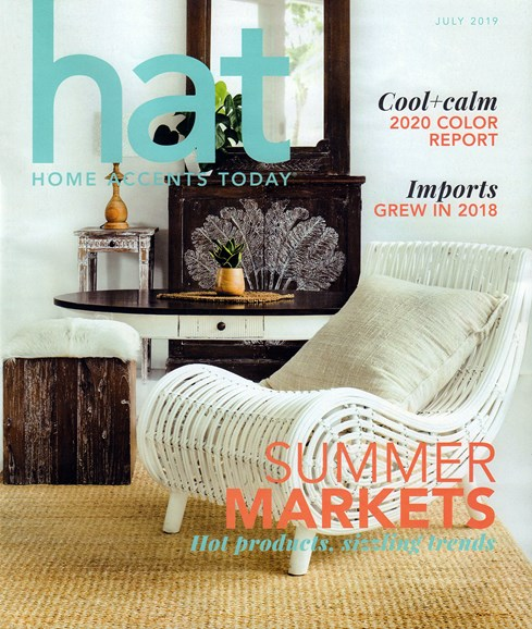Home Accents Today Cover - 7/1/2019