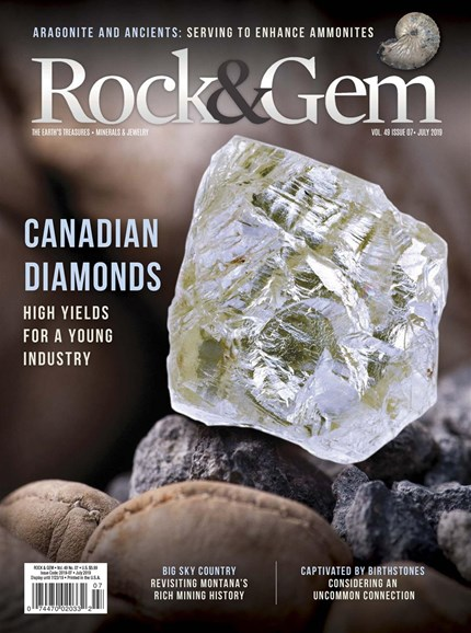 Rock & Gem Cover - 7/1/2019