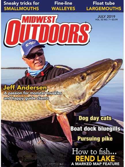 Midwest Outdoors Cover - 7/1/2019