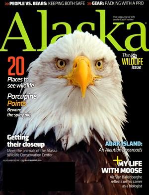 Alaska Magazine | 7/2019 Cover