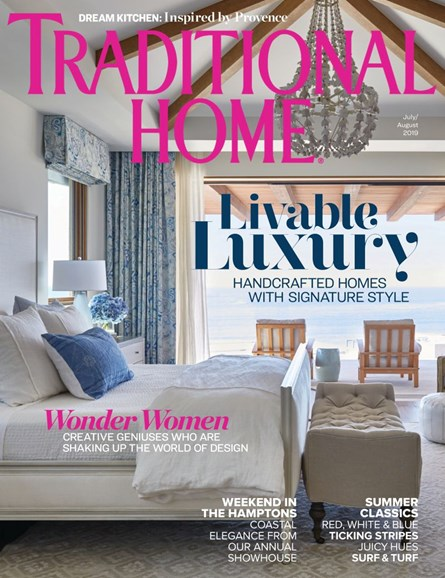 Traditional Home Cover - 7/1/2019