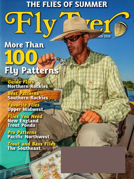 Fly Tyer Cover - 6/1/2019