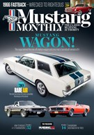 Mustang Monthly Magazine 8/1/2019