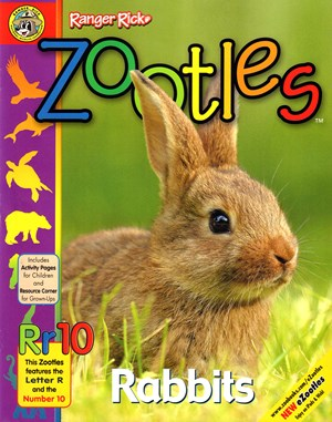 Zootles Magazine | 7/2019 Cover