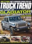 Truck Trend Magazine | 9/1/2019 Cover