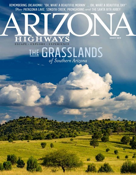 Arizona Highways Cover - 8/1/2019