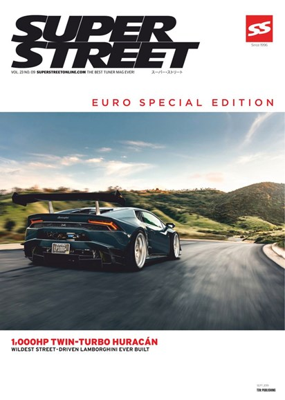 Super Street Cover - 9/1/2019