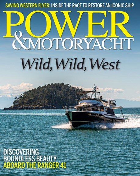 Power & Motoryacht Cover - 8/1/2019