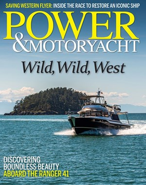 Power & Motoryacht Magazine | 8/2019 Cover
