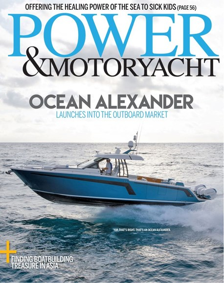Power & Motoryacht Cover - 7/1/2019