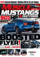 Muscle Mustangs & Fast Fords Magazine 9/1/2019