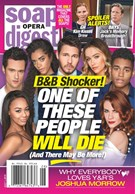 Soap Opera Digest Magazine 7/1/2019