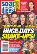 Soap Opera Digest Magazine | 7/8/2019 Cover