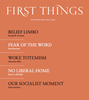 First Things Magazine | 8/2019 Cover