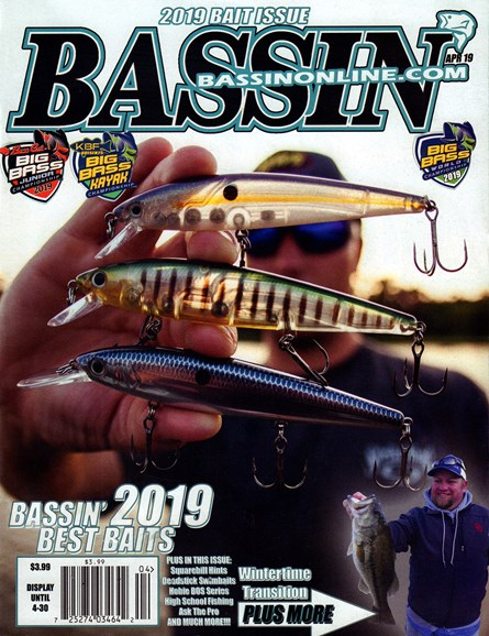 Bassin' Cover - 4/1/2019