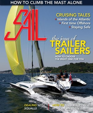 Sail Magazine | 8/2019 Cover