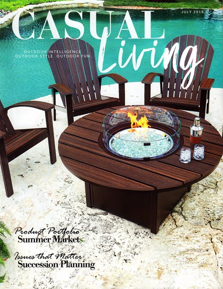 Casual Living Cover - 7/1/2019
