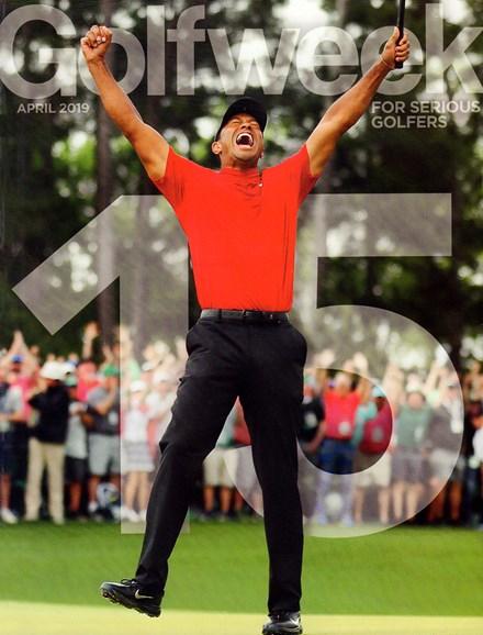 Golfweek Cover - 4/1/2019