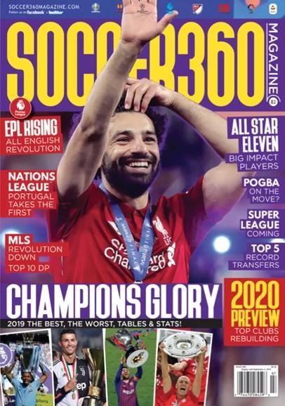 Soccer 360 Cover - 7/1/2019
