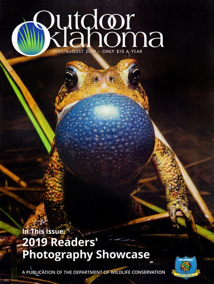 Outdoor Oklahoma Cover - 7/1/2019