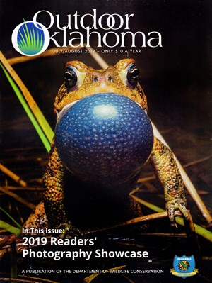 Outdoor Oklahoma Magazine | 7/2019 Cover