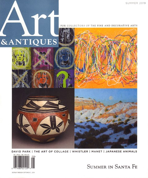 Art & Antiques Cover - 7/1/2019