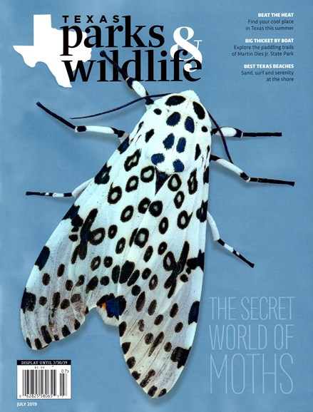 Texas Parks & Wildlife Cover - 7/1/2019