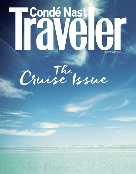 Condé Nast Traveler Cover - 7/1/2019