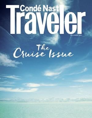 Conde Nast Traveler | 7/2019 Cover