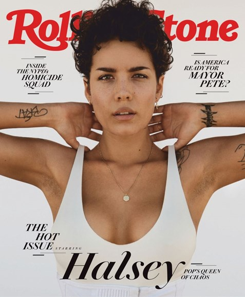 Rolling Stone Cover - 7/1/2019